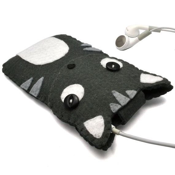 Cat iPod case iPod Touch Case Phone Cover Cat iPhone Cover Mobile Phone Cover