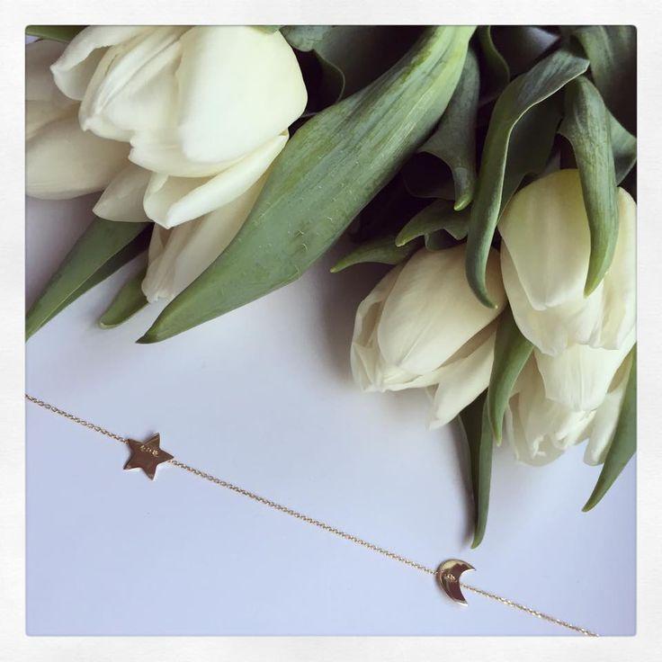 Minimal gold necklace - Lorentz&Co.