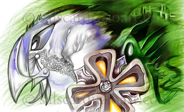 Chrome Eagle