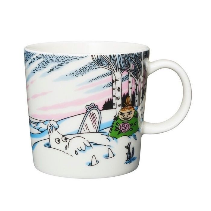 Moomin mug SPRING WINTER 2017..now in store and onliine