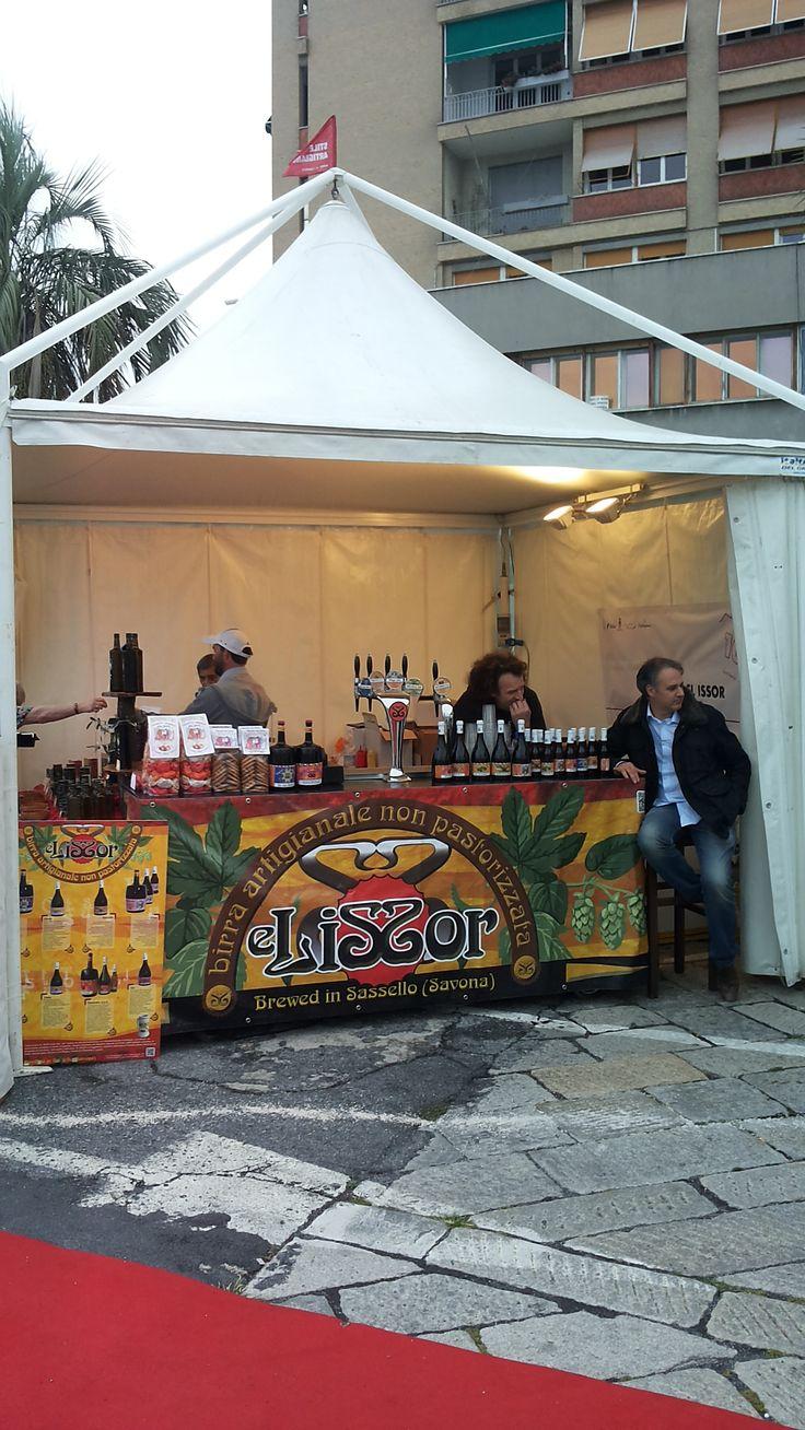 Birrificio El Issor, Sassello