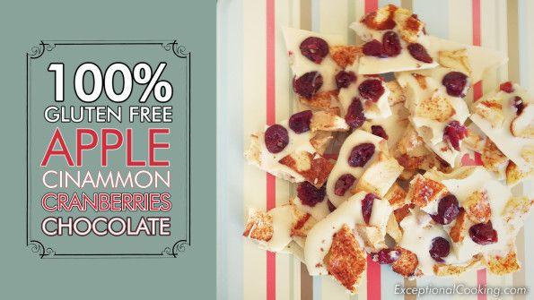 Gluten Free Apple Cinnamon Chocolate