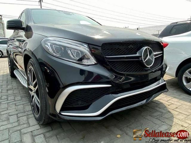 Mercedes Benz Gle63 Amg Price In Nigeria Sell At Ease Online