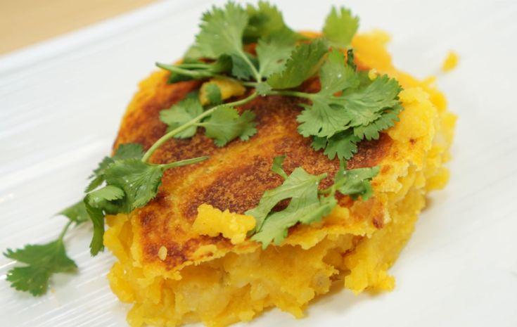 Gastronomía de Ecuador: Llapingachos o tortillas de papa - Articulos Ecuador, Achiote, Tortillas, Gastronomia, Recipes, Mince Pies