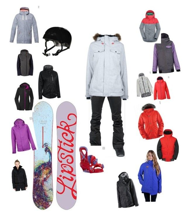 """Snowboard"" by elulu2 on Polyvore featuring Globe and 686"