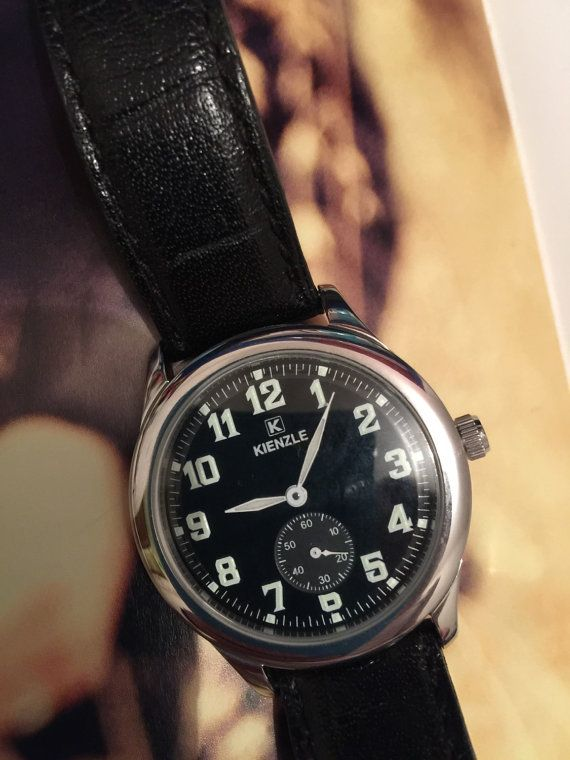 Peseux 7001 beautiful watch by newpopshop on Etsy