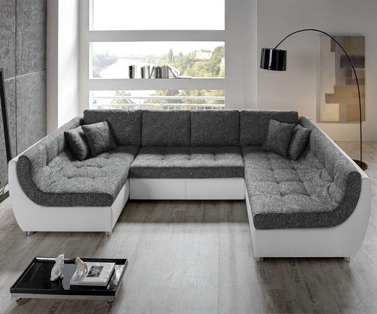 34 best Wohnzimmer couch images on Pinterest - wohnzimmer couch leder