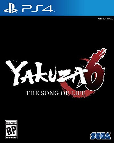 Yakuza 6: The Song of Life – PlayStation 4 Standard Edition only for $59.99 - http://howto.hifow.com/yakuza-6-the-song-of-life-playstation-4-standard-edition-only-for-59-99/