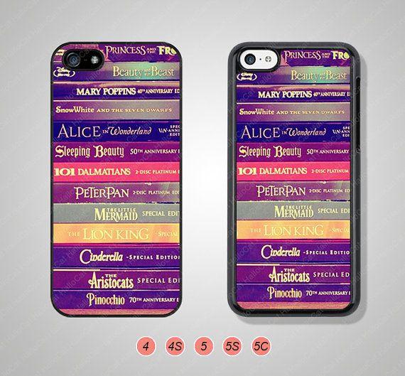 Disney Book Phone Cases iPhone 5 Case iPhone 5s Case by HalloCat, $6.99