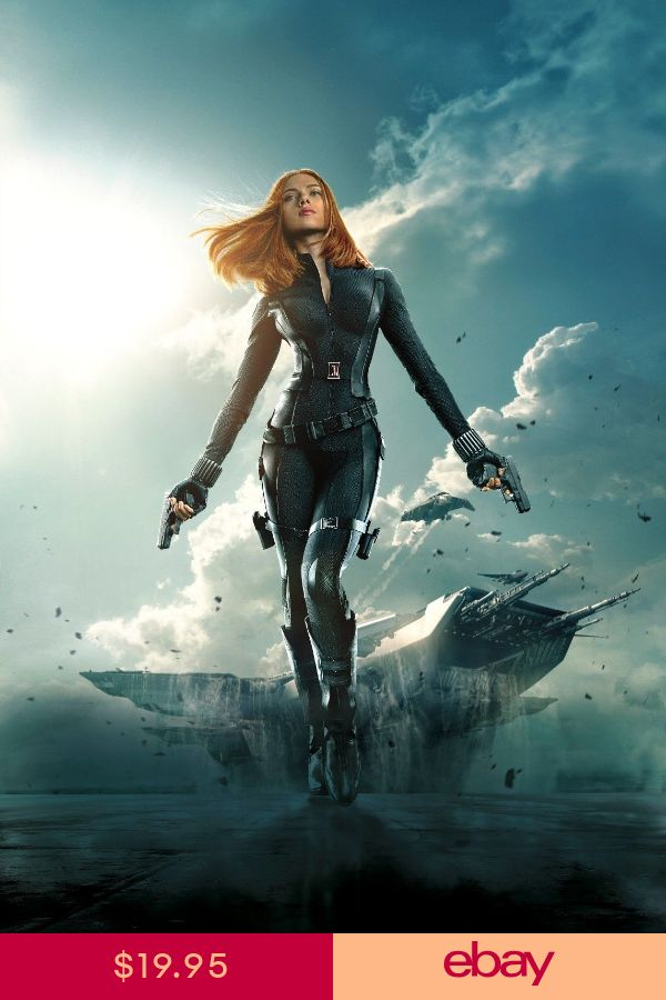 Captain America The Winter Soldier Movie Poster (24x36 ...