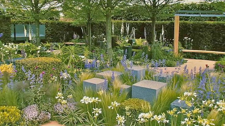 BBC Two - RHS Chelsea Flower Show - Garden 13: Help for Heroes 'Hope on the Horizon'