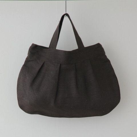 Crick & Watson - Dark Brown Anne Round Bag