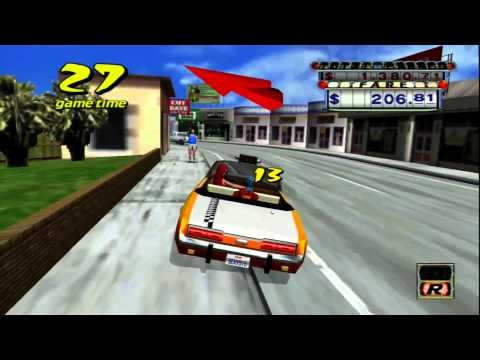 Crazy Taxi - one of the first games I ever got addicted to