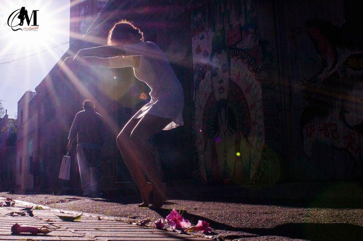 Amores danzas  Lucia / bailarina de danza contemporanea