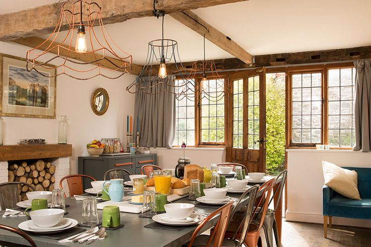 Eat in style at Westbrook Court Bed and Breakfast, near Haye on Wye
