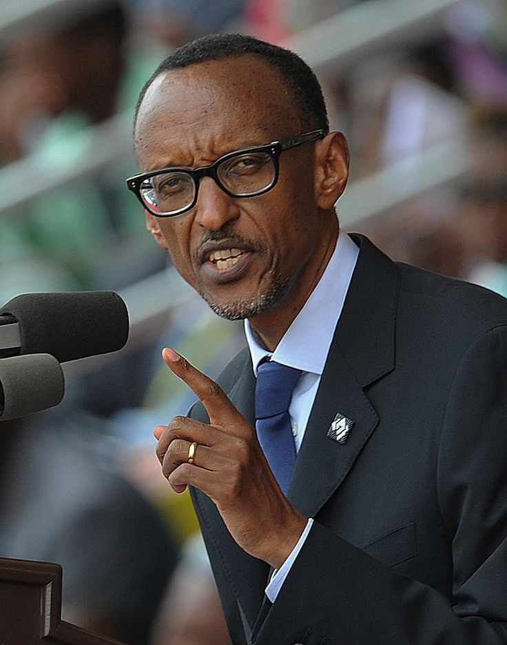 Rwanda is voting in a referendum on a constitutional amendment to allow President Paul Kagame to seek a third term in office.