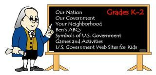Free United States Government Documents and Lessons for Kids