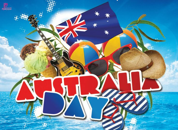 Happy Australia Day Wishes Wallpaper Messages