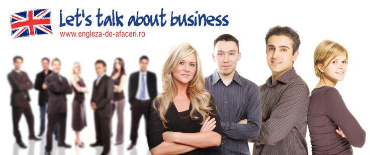 Curs de engleza de afaceri
