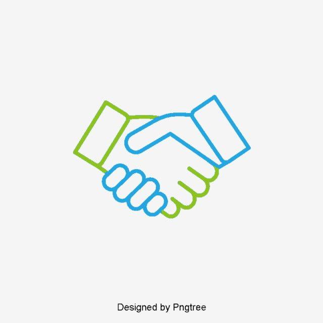 مصافحة ناقلات المواد مصافحة ودية الوفاء Png وملف Psd للتحميل مجانا Hand Logo Instagram Template Design Shake Hands