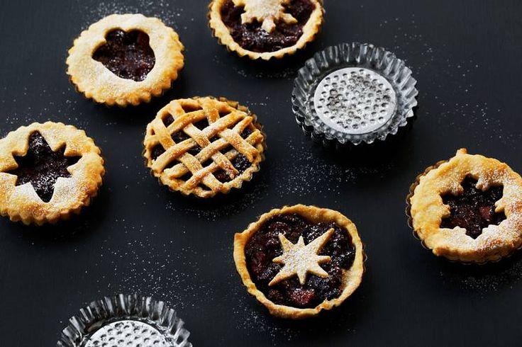 Jula er sesong for mince pies #julekaker #småkaker
