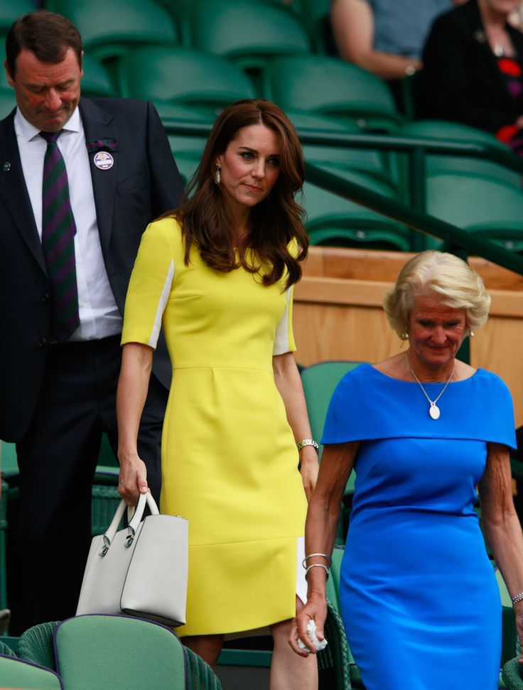 Kate Middleton Photos - Day Ten: The Championships - Wimbledon 2016 - Zimbio