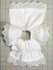 """Wie man handgefertigte Kleidung Kittel Stil Bluse """"Papupepo"""" der Puppe"""