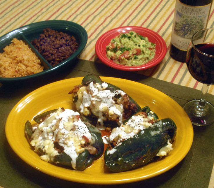 Chicken chile rellenos recipe food recipes food