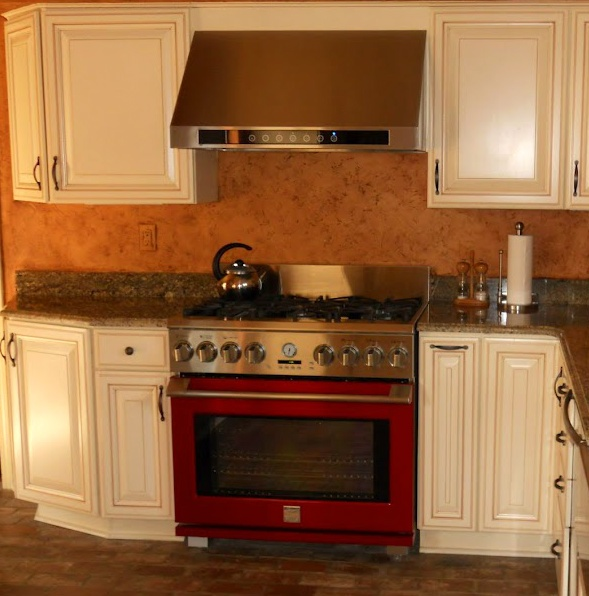 New And Improved Kitchen ~ Thanks Singer Kitchens!