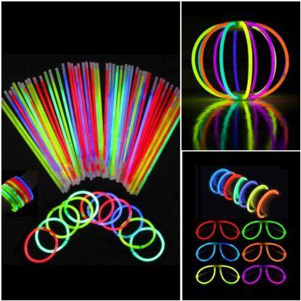 Braccialetti luminosi fluorescenti STARLIGHT