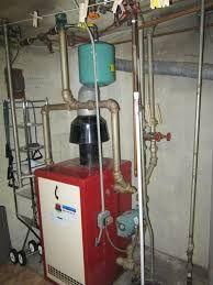 Hot Water Boiler System Calgary