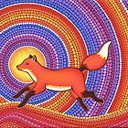 «Audaz Fox amigable» de Elspeth McLean