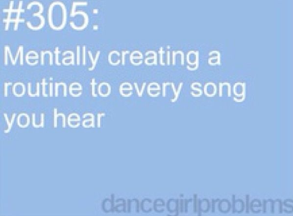 ummm, well duhh! what else are you supposed to do when you hear music?!