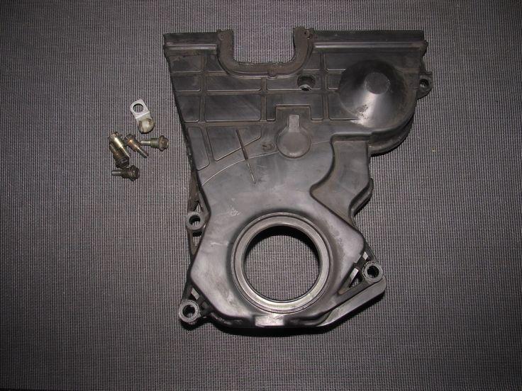 96-01 Acura Integra OEM B18B1 Lower Timing Belt Cover