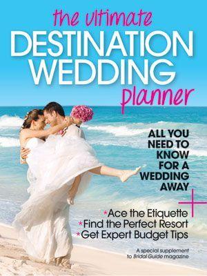 Inside The New Issue Destination Wedding ChecklistDestination WeddingsWedding Planning