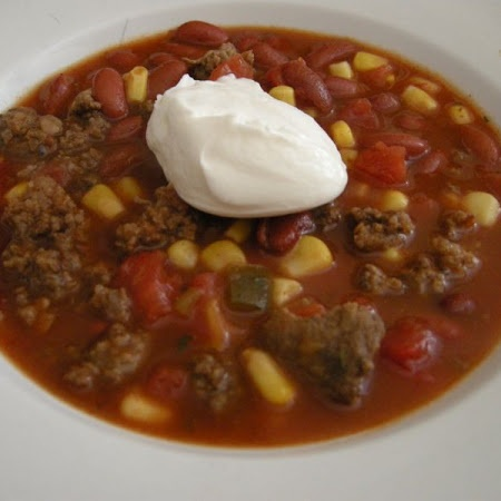 Taco Soup Recipe | Key Ingredient