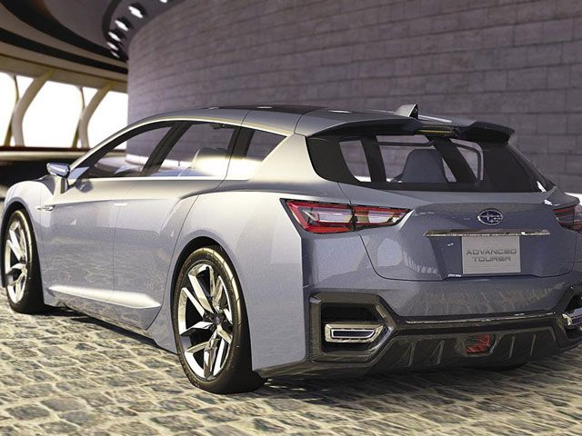 Best Subaru Concepts Images On Pinterest Subaru Cars And