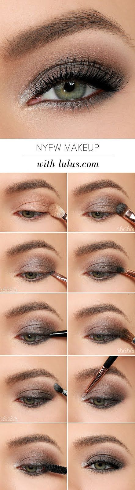 More and More Pin: Make Up and Nails
