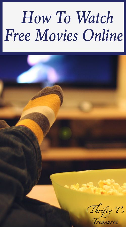 Is it time to put down the DIY project and relax? Watching a movie is a perfect idea! Stop by to learn how to watch FREE movies online. From new releases to classics and more, there's something for everyone! You're going to love this freebie!