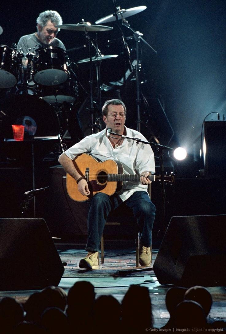 Eric Clapton & Steve Gadd