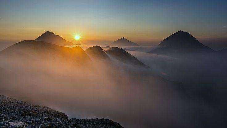 magia di luce al tramonto by Luigi Alesi on 500px