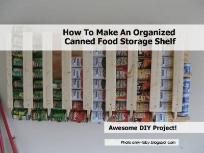 Cat Food Storage Idea Not Necessarily This Version But Something To Organizing Them Is Going Be A Good Original Pin Stated Canned