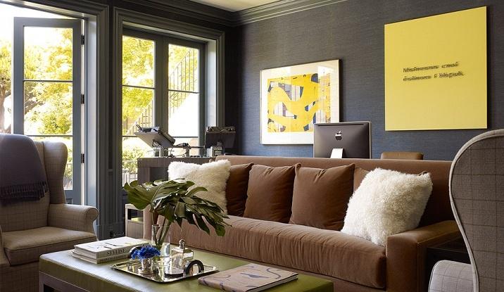 Die besten 17 Bilder zu Ideas for the House auf Pinterest - wohnzimmer gelb grau