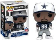 Your favorite NFL players are now available in POP! form.For Ages: 14+WARNING: Choking Hazard- May contain small parts....
