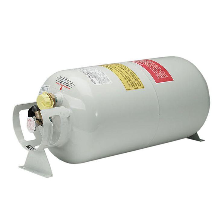 MagiKitch'n 40 lb. Horizontal Propane Tank for LPAGA-30 and LPAGA-60 Gas Grills