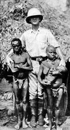 At 21, Ota Benga was brought to the United States by African explorer Samuel Verner. Verner displayed Ota Benga alongside six other pygmies of the Congolese Mbuti tribe at the St. Louis World Fair in 1904. Verner then escorted them back to the Congo, but Benga returned to America for the second time and ended up on display at the Bronx Zoo. He then studied at a colored orphan asylum and attended a Baptist Seminary. But only the forest held his attention and he ultimately took his own life.
