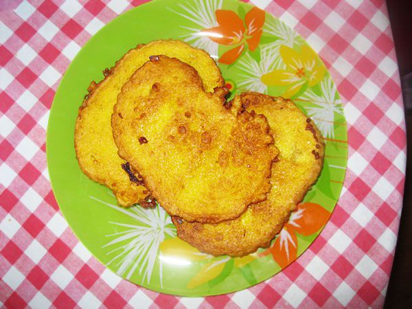 Prženice, topljenice / French toast (some kind of)