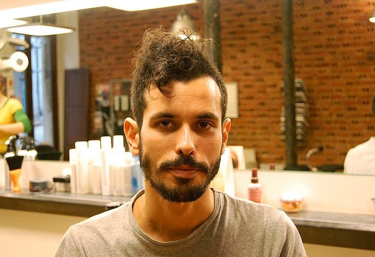 1000+ Ideas About Men Curly Hairstyles On Pinterest