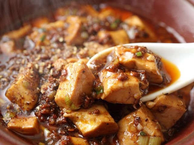 本格麻婆豆腐レシピ。3つのコツで「旨辛」に! - macaroni