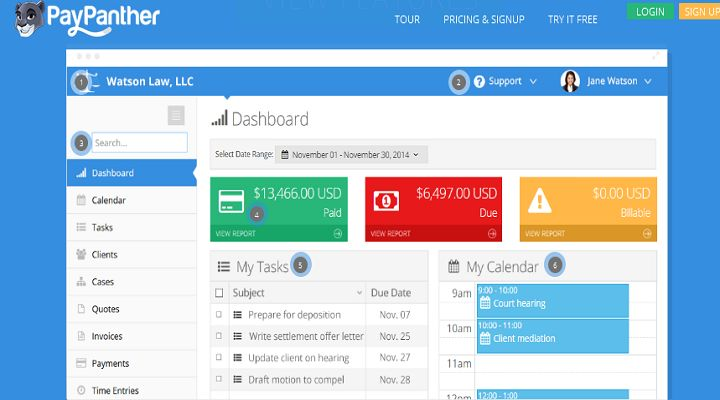 Alternatives to FreshBooks and ZOHO Invoicing Software.Check out here:https://goo.gl/XLDUMw